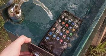 Samsung phát triển màn hình smarpthone không thể phá vỡ