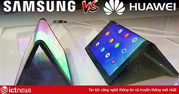 Huawei sẽ cho ra mắt màn hình bẻ cong được trước cả Samsung?