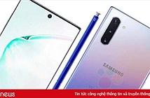 Samsung mở đặt hàng sớm cho Galaxy Note 10