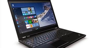 Lenovo ra hai laptop cho người dùng chuyên nghiệp