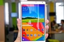 Samsung công bố giá máy tính bảng mỏng nhẹ hơn iPad Air 2