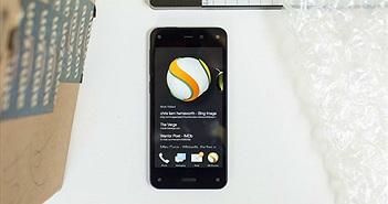 Amazon tạm thời từ bỏ thị trường smartphone