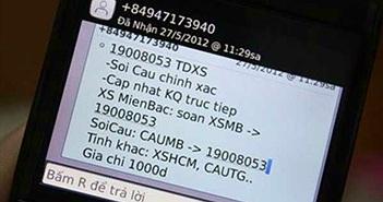 6 doanh nghiệp bị phạt hơn 530 triệu đồng phát tán tin nhắn rác