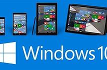 Sau 1 tháng, hơn 75 triệu thiết bị được cài Windows 10