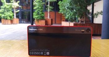 Lenovo Vibe Shot: smartphone cho người mê chụp ảnh