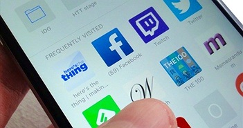 6 thủ thuật tùy biến Safari trên iPhone