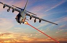 Kinh ngạc vũ khí năng lượng định hướng của Quân đội Mỹ