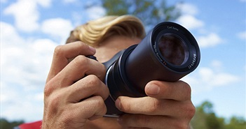 Sony ra mắt máy ảnh siêu zoom Cyber-shot HX350