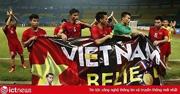 Các kênh xem trực tiếp Olympic Việt Nam vs Olympic Syria trên VTC3 tối nay