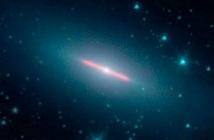 Bất ngờ diện mạo quái lạ thiên hà NGC 5866