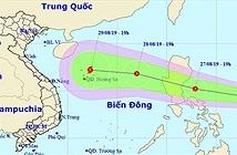 Áp thấp nhiệt đới có thể vào biển Đông trong 2 ngày tới