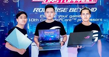 Asus nâng chuẩn laptop gaming và laptop sáng tạo nội dung qua sự kiện RISE BEYOND