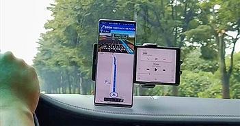 LG Wing lộ video thực tế màn hình xoay chữ T độc đáo