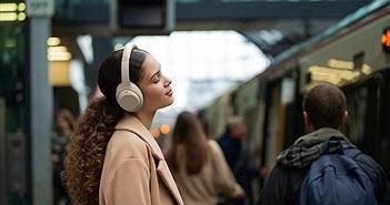 Sony ra mắt tai nghe không dây chống ồn WH-1000XM4, giá 8.490.000 đồng