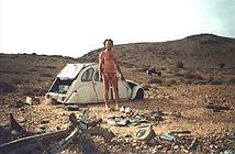 Chế tạo xe máy từ xe hơi hỏng hóc để thoát khỏi sa mạc châu Phi