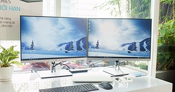 Dòng màn hình viền siêu mỏng mới của HP có gì đáng chú ý?