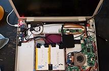 Một vọc sĩ biến MacBook Pro thành laptop chạy Samsung DeX