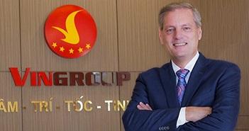 Vingroup bổ nhiệm cựu phó chủ tịch General Motors làm TGĐ VinFast