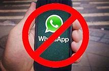 Trung Quốc mạnh tay chặn WhatsApp