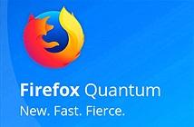 Mozilla đổi tên trình duyệt Firefox 57 thành Firefox Quantum