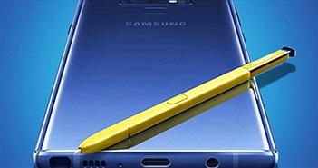 Galaxy Note 9 được đánh giá hoàn hảo trong mắt người dùng