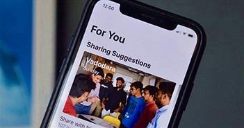 Thủ thuật iOS 12: Cách khai phá loạt tính năng mới của ứng dụng Photos