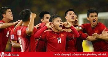 VTV mua bản quyền trận đấu giữa ĐT Indonesia và ĐT Việt Nam ngày 15/10 tại vòng loại World Cup 2022