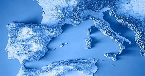 Thế giới bí ẩn của núi lửa dưới lòng biển và dung nham ngoài khơi bờ biển Ý