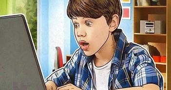 Trẻ em ở Đông Nam Á thích lướt web để giải trí và mua sắm trực tuyến hơn là nhắn tin