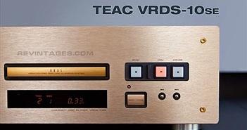 TEAC VRDS-10SE – Một thời vang bóng