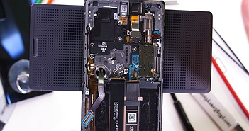 LG Wing: smartphone chuẩn quân đội Mỹ có bản lề xoay độc đáo