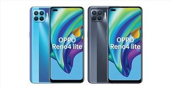 OPPO Reno4 Lite ra mắt: Helio P95, RAM 8GB, sạc nhanh 30W, giá 424 USD