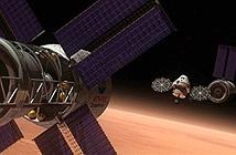 Bức xạ vũ trụ cản bước con người lên sao Hỏa