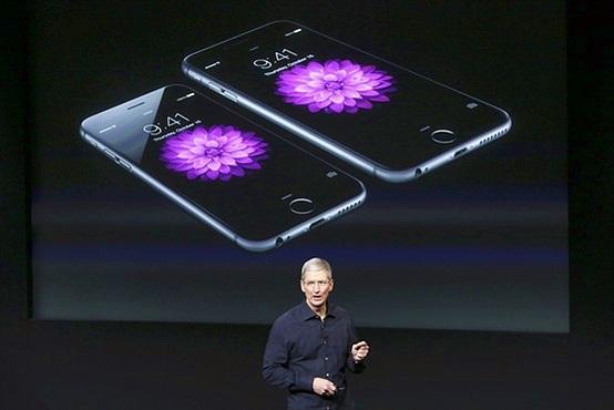 iPhone 6 bán chạy gấp 3 lần Galaxy Note 4 tại Hàn Quốc