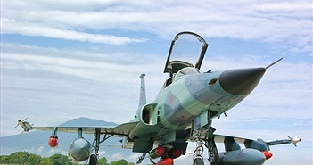 Israel nâng cấp máy bay chiến đấu F-5 của một quốc gia châu Á giấu tên