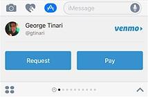 Top 5 ứng dụng thú vị tích hợp vào iMessage trên iOS 10