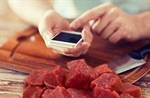 Công bố đề án soi thịt heo bằng điện thoại