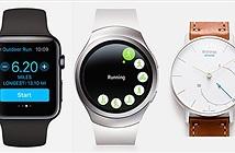 Đồng hồ thông minh đang hết thời?