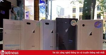 iPhone 8 và 8 Plus chính hãng giảm giá sau một tuần bán ra