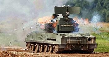 """Bất ngờ khả năng diệt """"rùa thép"""" của tổ hợp phòng không Tunguska-M1"""