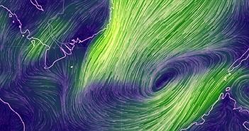 Áp thấp nhiệt đới đang hình thành, có thể uy hiếp Sài Gòn