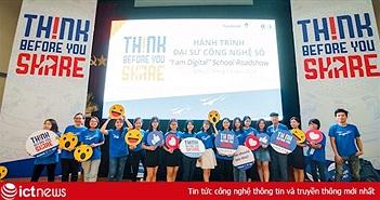 Facebook đào tạo sử dụng mạng xã hội an toàn cho học sinh Việt Nam