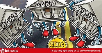 Nghiên cứu của IBM: Các công ty tài chính toàn cầu cho rằng Ngân hàng Trung ương nên phát hành tiền số