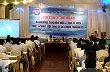 Khai mạc Hội thảo tập huấn cán bộ thông tin cơ sở 32 tỉnh, thành