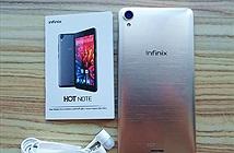 Hình ảnh đầu tiên về chiếc điện thoại Hot Note X551 của Infinix tại VN