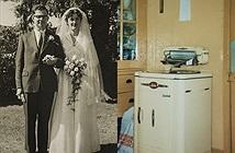 Cặp vợ chồng già khoe đồ điện hơn 60 năm vẫn chạy tốt