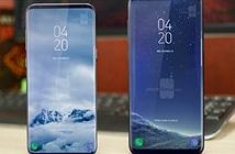 Samsung Galaxy S9 sẽ có màn hình tỉ lệ khác thường