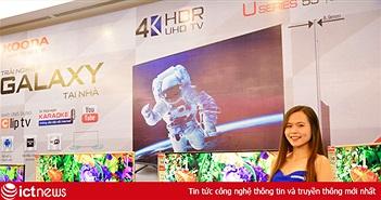 Thâu tóm startup Kooda, Asanzo muốn chiếm lĩnh 21% thị trường tivi Việt