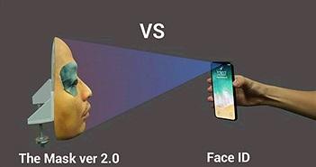 Bkav tiếp tục đánh bại Face ID với mặt nạ kiểu mới