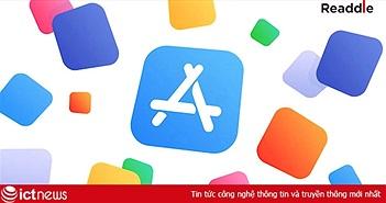 Apple sẽ phải đối mặt với vụ kiện chống độc quyền trên App Store?